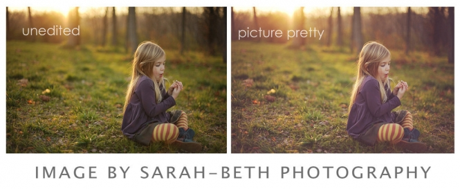 Photo Cations Before & After