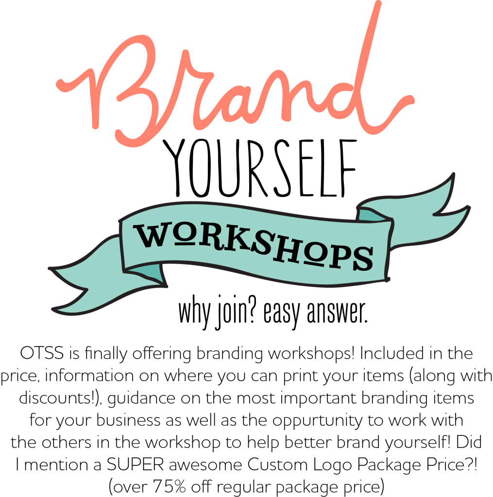Brand Yourself Workshop by On The Spot Studio